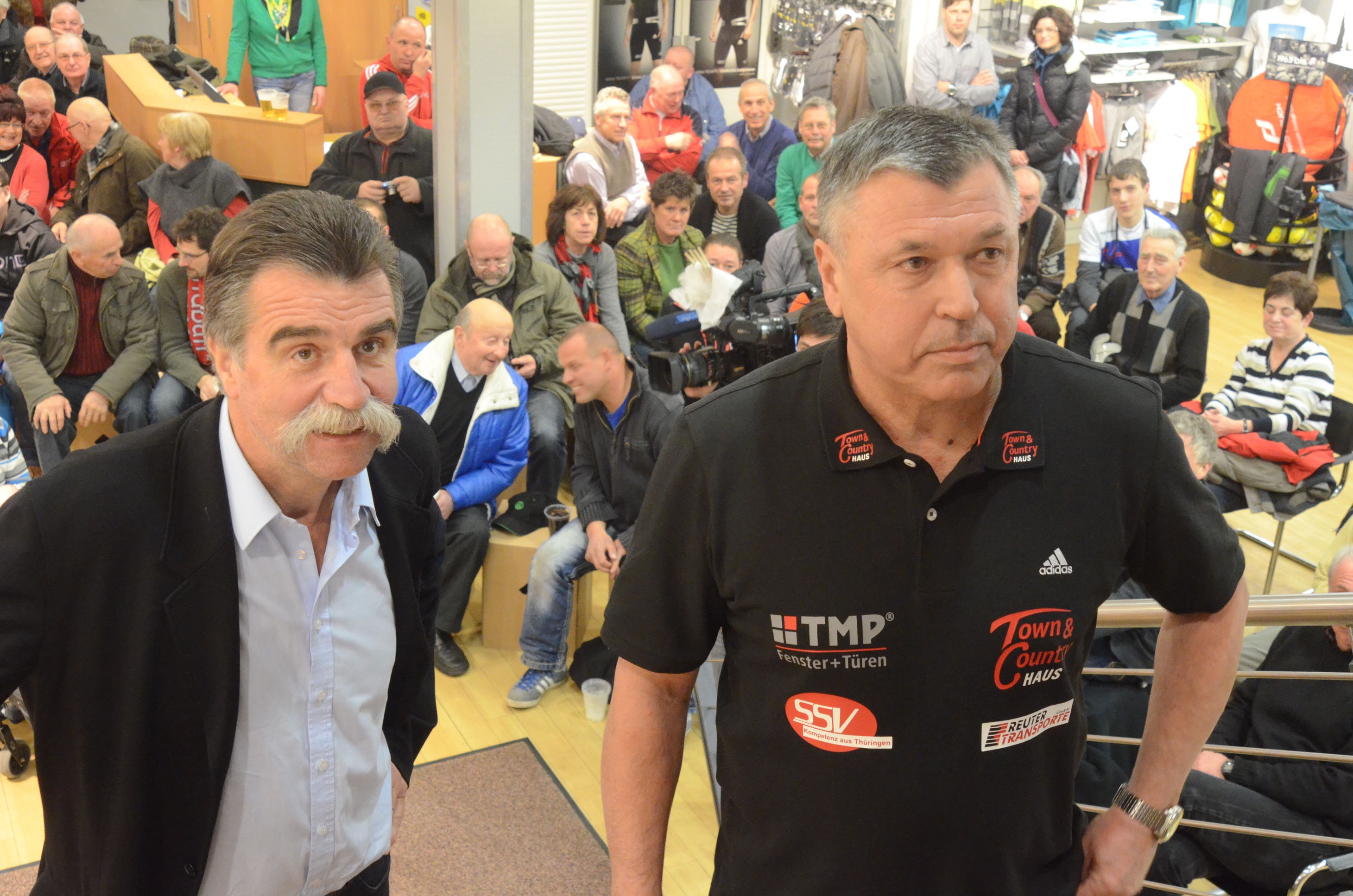 SV Town & Country Behringen/Sonneborn hat erfahrene Jugendsportkoordinatoren