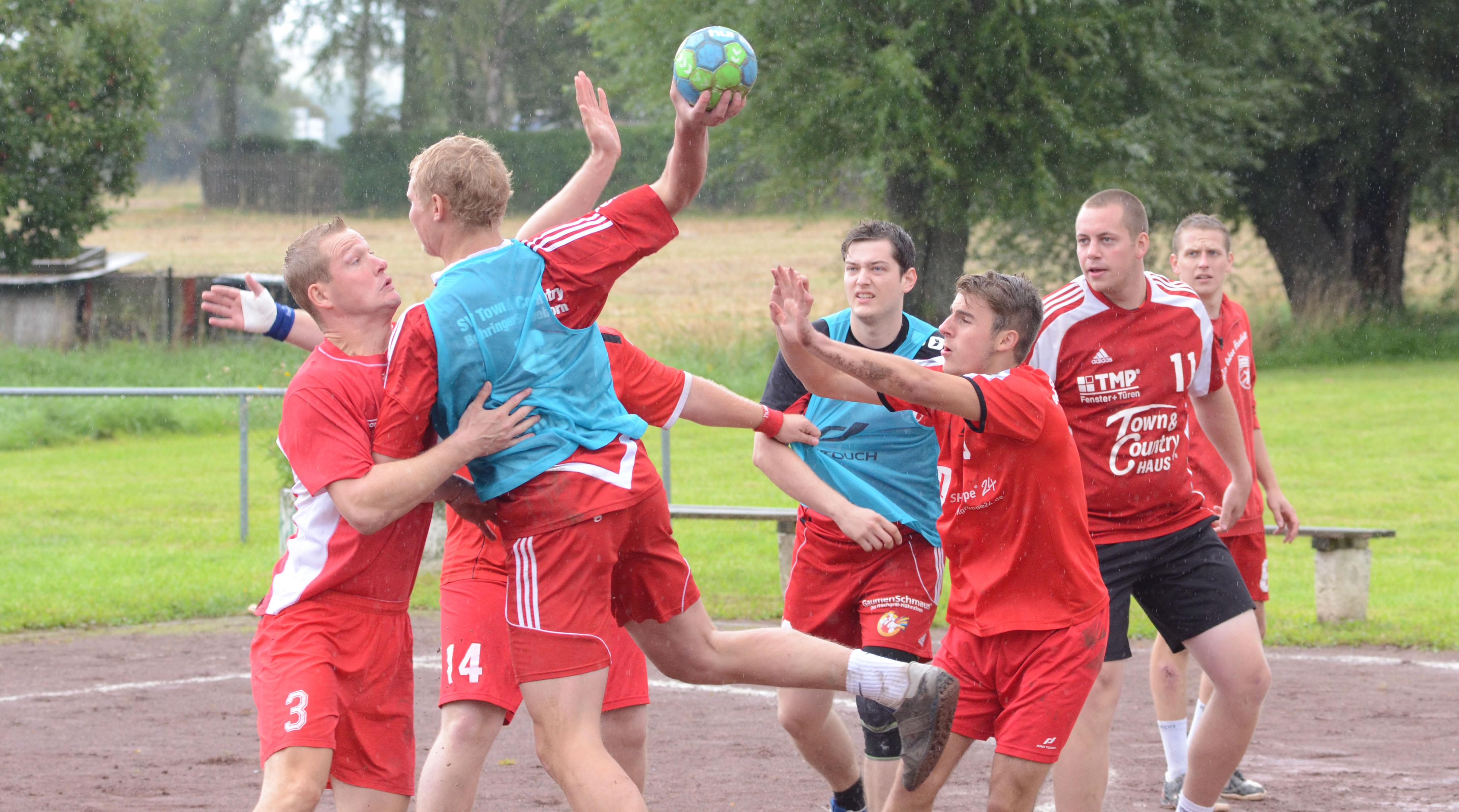 SV Town & Country Behringen-Sonneborn: Gut vorbereitet in die neue Meisterschaftsrunde