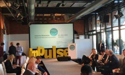 Jürgen Dawo bei der impulse-Wachstumskonferenz in Hamburg