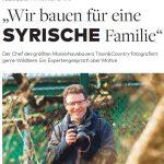 Interview mit Jürgen Dawo in der Welt am Sonntag am 3. April 2016