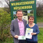 """Town & Country Stiftung vergibt Spende an Kinderhilfsprojekt """"Wildkatzen- (Kenner) Kinder"""" der Wildtierland Hainich gGmbH"""