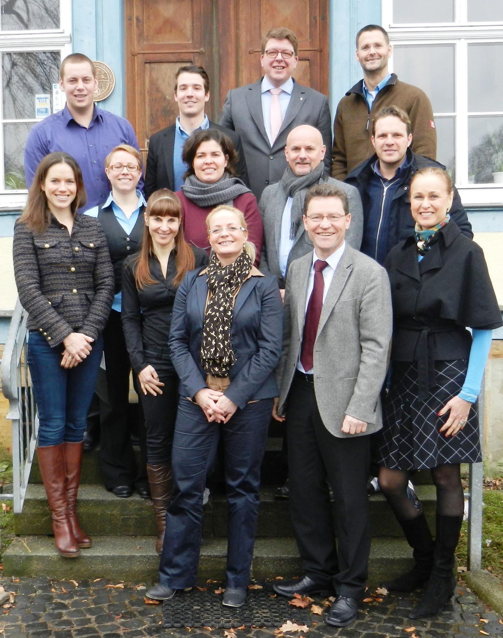 Weiterbildung zum  Franchise-Manager (IHK): 10 Absolventen feiern erfolgreichen Abschluss