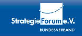 Frühjahrskongress des Bundesverbandes StrategieForum e.V.