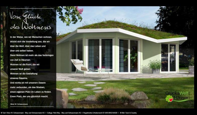 Glückswelt-Häuser – Vom Glück des Wohnens