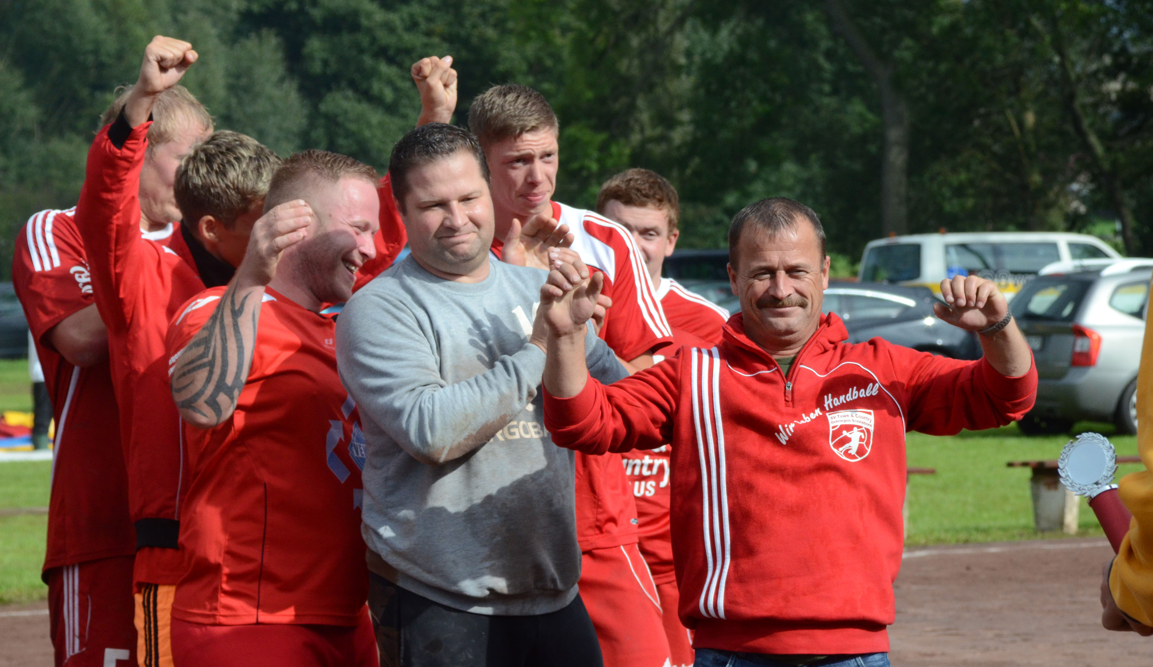 SV Town & Country Behringen/Sonneborn feiert Sportfest