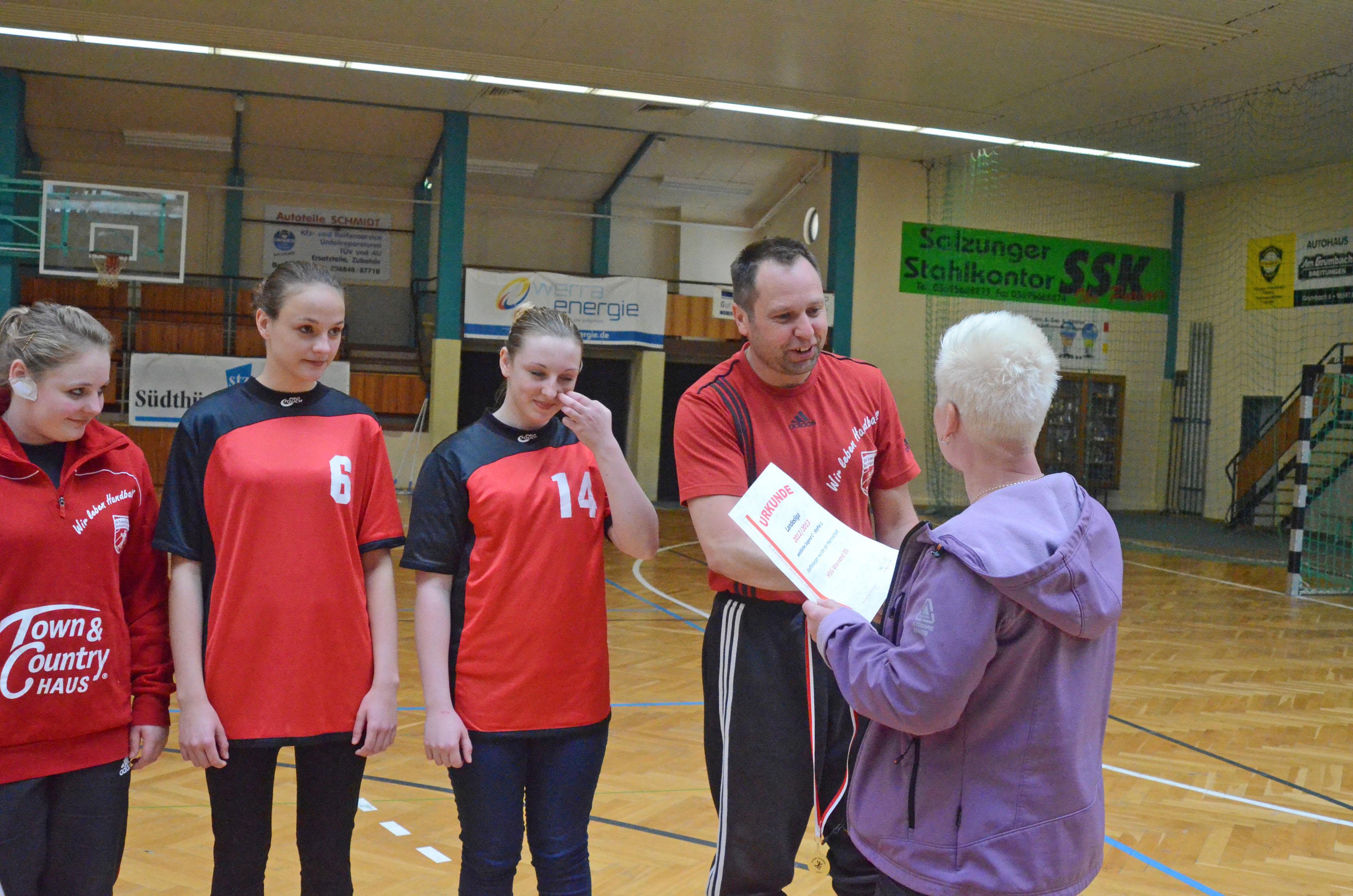 Der SV Town & Counry Behringen-Sonneborn zieht positive Bilanz