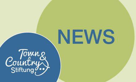 4. Town & Country Stiftungspreis wird in Erfurt verliehen. Insgesamt gehen 364.000 Euro an soziale Projekte in ganz Deutschland