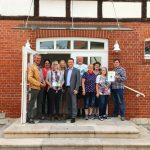 Town & Country Stiftung unterstützt Zukunftsstiftung Herbsleben  mit Spende in Höhe von 1.000 Euro