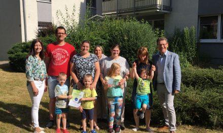 Town & Country Stiftung unterstützt Bodelschwingh-Hof Mechterstädt e.V. mit Spende in Höhe von 1.000 Euro