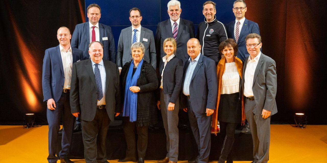 FRANCHISE EXPO 2018. VOLLER ERFOLG MIT 58 NATIONEN IN FRANKFURT!