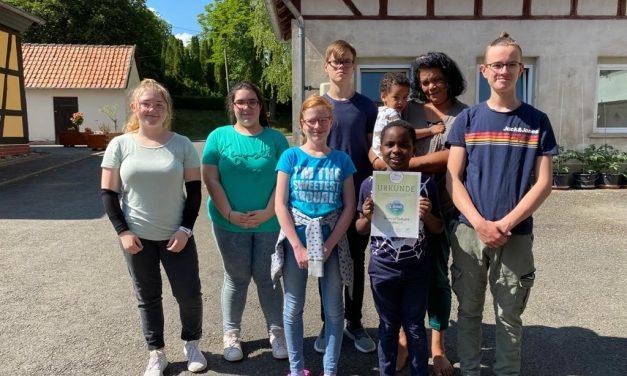 Der Rehasportverein Mühlhausen e.V. und Aufwind e.V. setzen sich für Chancengleichheit für Kinder ein