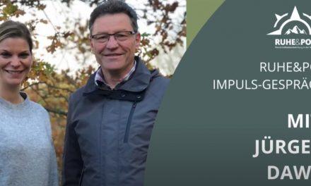 """""""Neuausrichtung nach Burnout"""" im Gespräch mit Jürgen Dawo und Anne Spierer"""